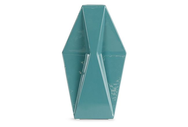 Haddar Green Vase
