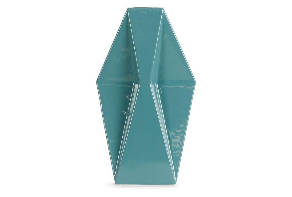 Haddar Green  Vase,  (1)