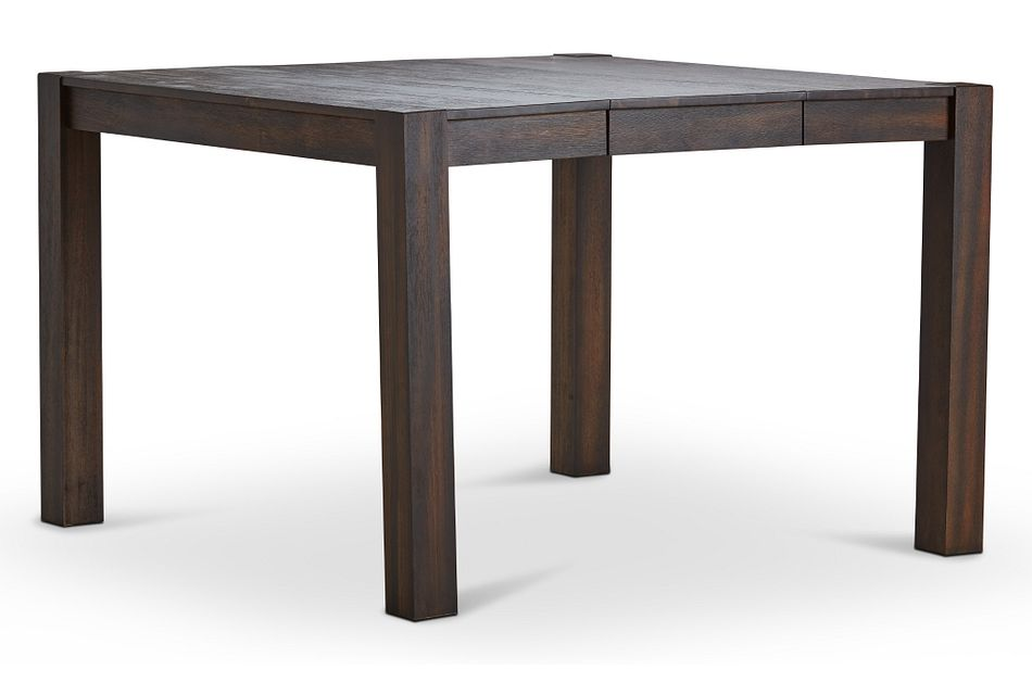 Holden Dark Tone Square High Dining Table,  (2)