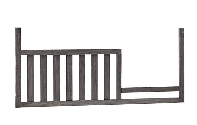 Westport Light Gray Toddler Guard Rail