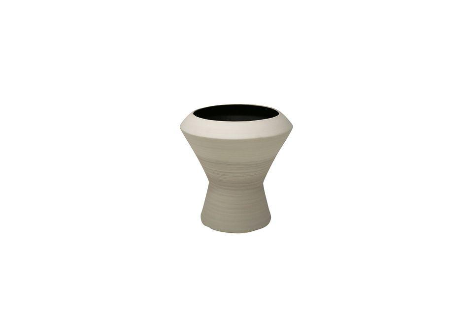 Alison Ivory Vase