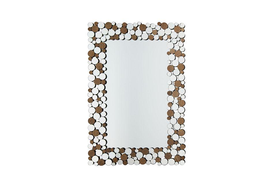 Poka Multicolored   Mirror,  (0)