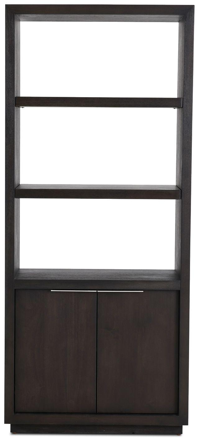 Madden Dark Tone Bookcase (1)