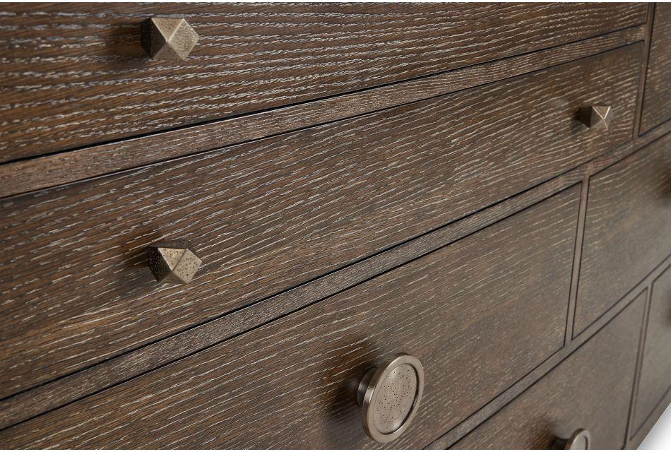 Linea Dark Tone Dresser
