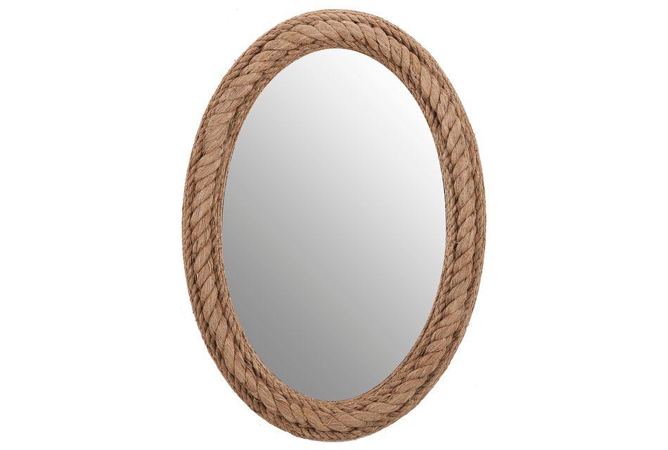 Rope Jute Mirror