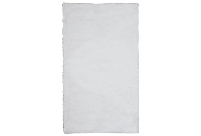 Kaycee White 4x6 Area Rug