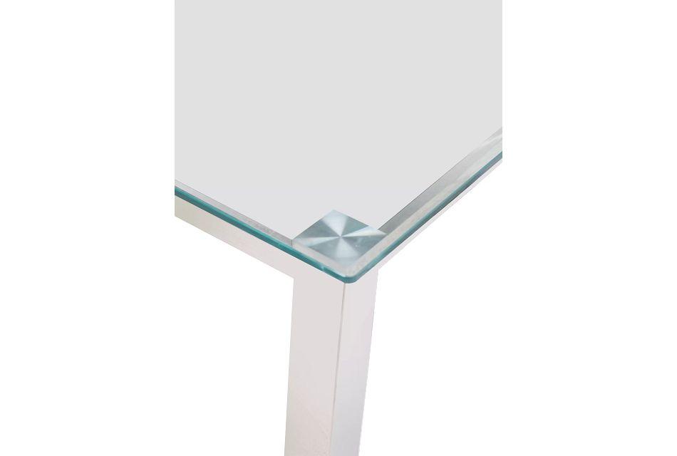 Skyline Glass Desk And Chair