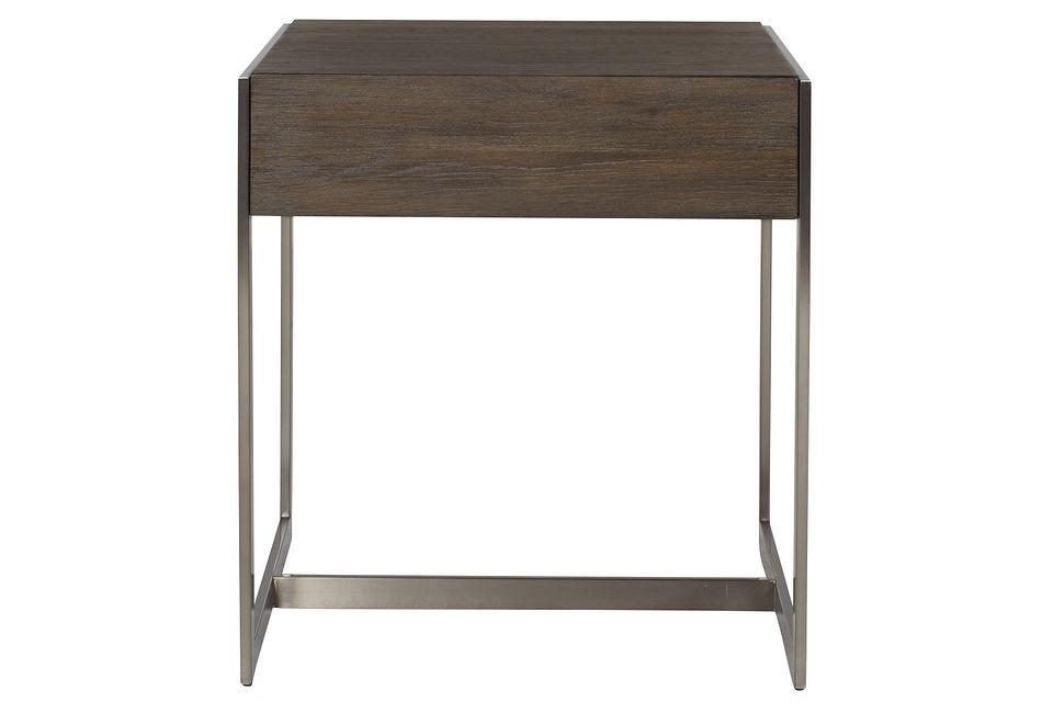 Tacoma Dark Tone End Table