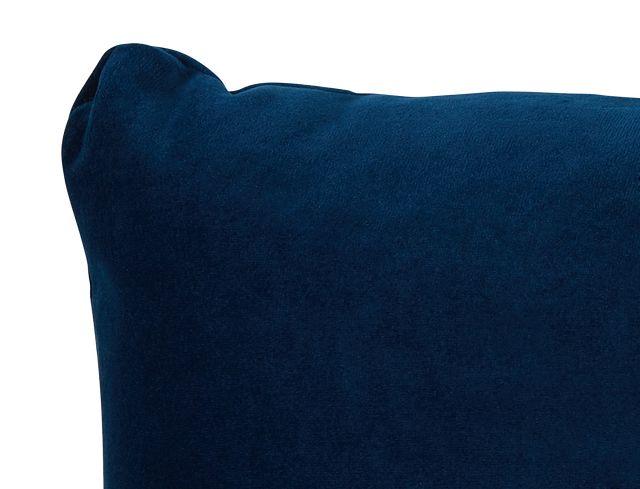 Royale Blue Lumbar Accent Pillow (1)