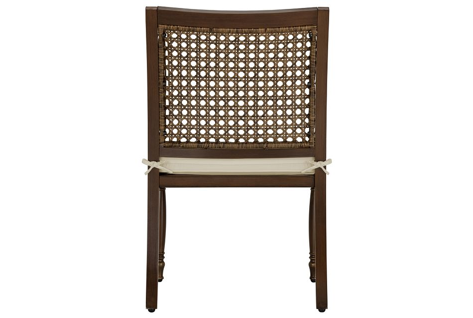 Tradewinds Dark Tone Side Chair,  (2)