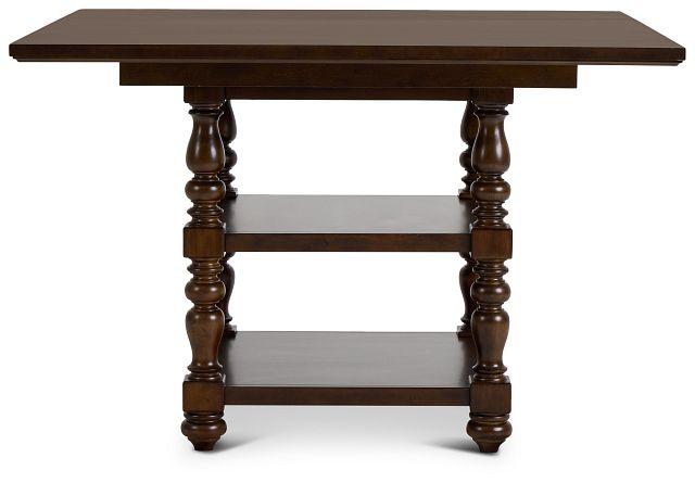 Savannah Dark Tone High Dining Table