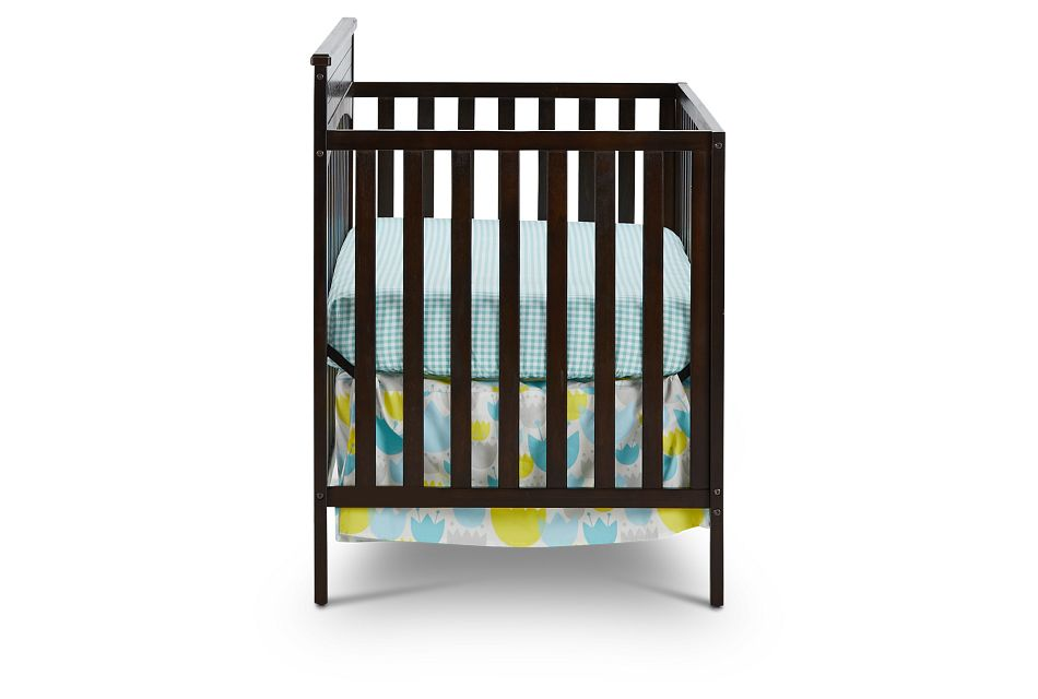 Parker Dark Tone 4-In-1 Crib, %%bed_Size%% (2)