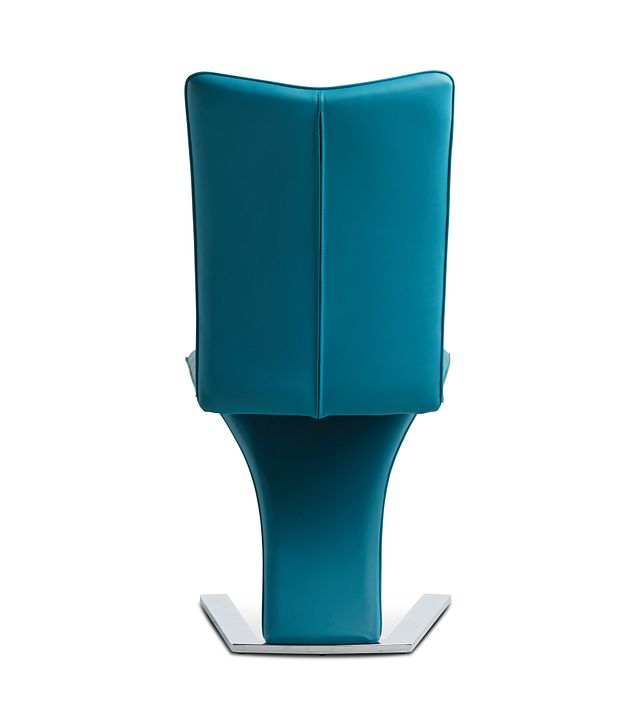 Catalina Teal Upholstered Side Chair