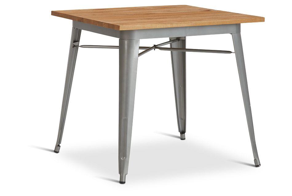 Huntley Light Tone Square Table