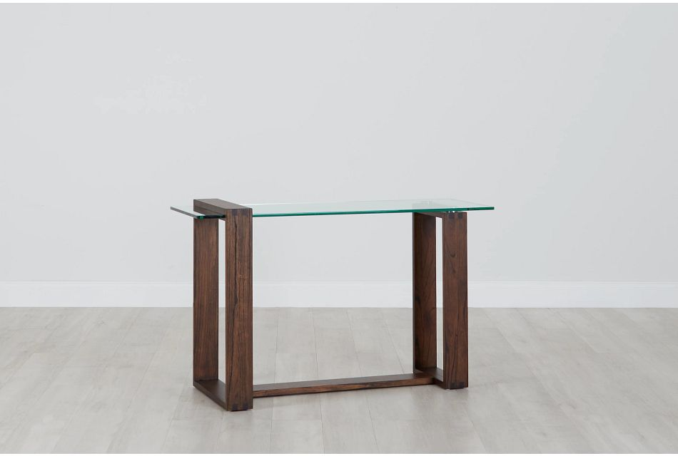 Bristow Glass Sofa Table