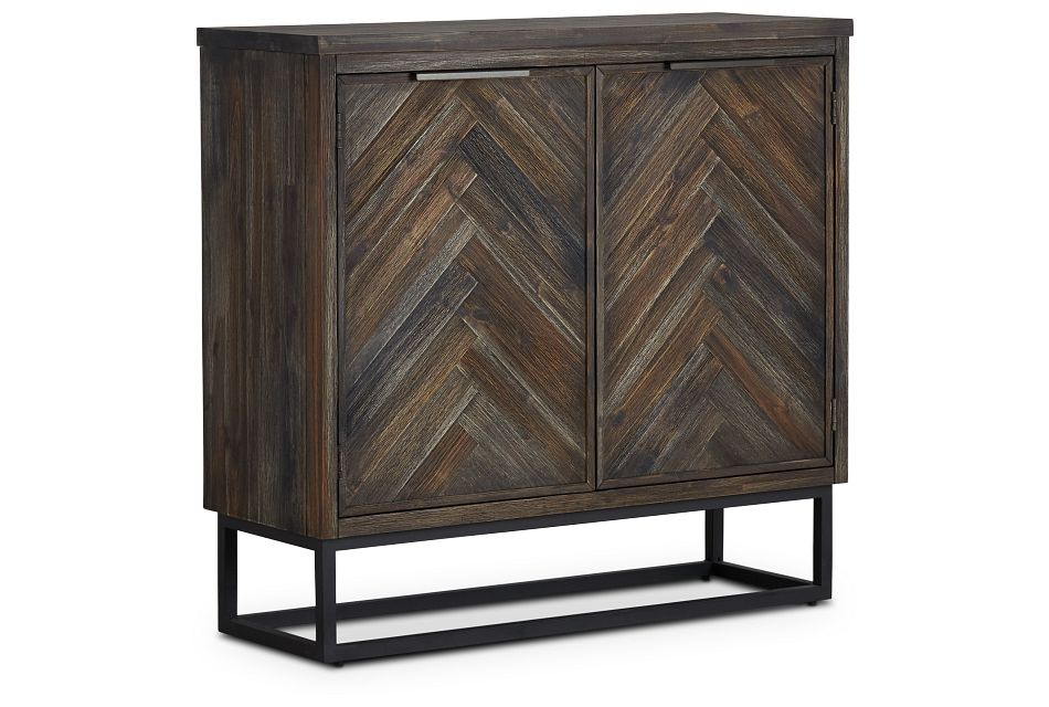 Aspen Dark Tone Cabinet,  (2)