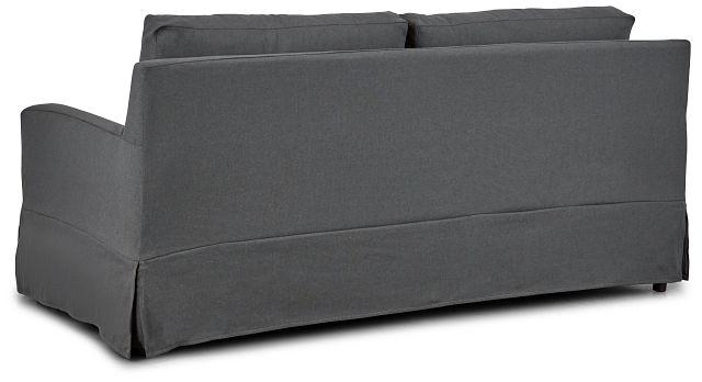 Bree Gray Fabric Sofa