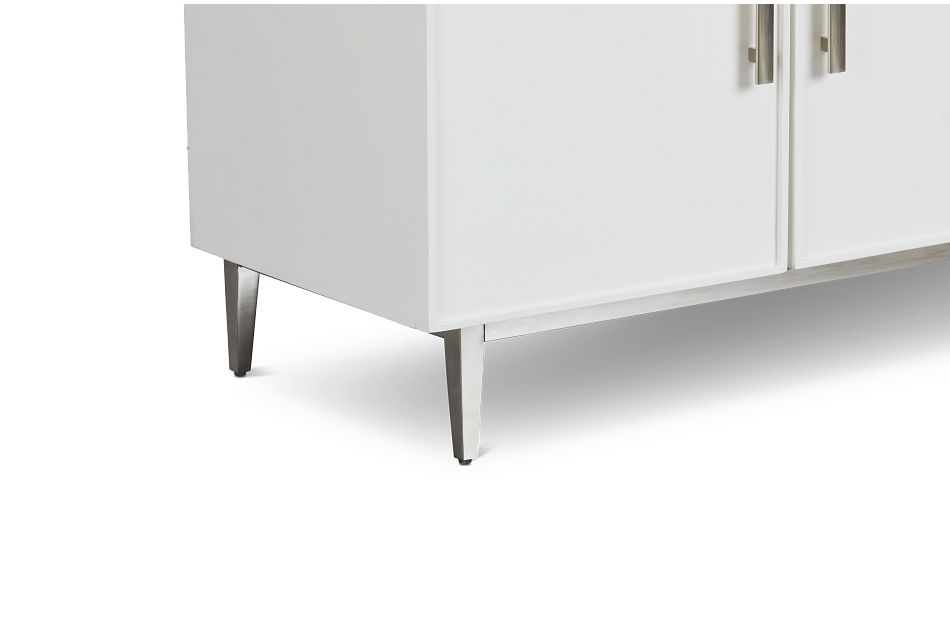 Lane White Dresser