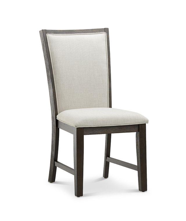 Grady Dark Tone Slat Side Chair (0)
