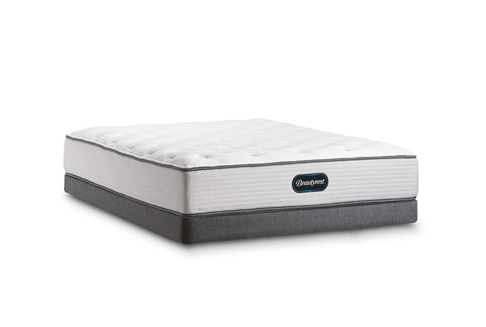 Dresden Plush Low-profile Mattress Set