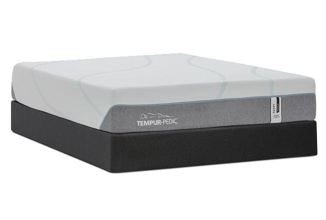Tempur-adapt® Medium Medium Hybrid Mattress Set