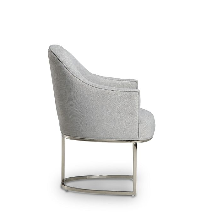 Tribeca Metal Accent Chair (2)