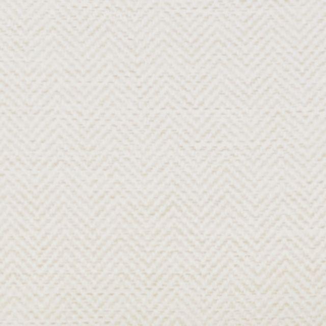 Avery White Fabric Loveseat (1)
