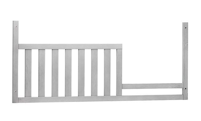Piermont Gray Toddler Guard Rail