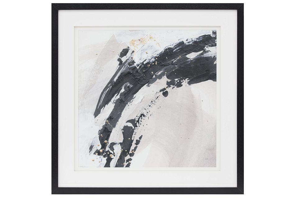 Dakota Black Framed Wall Art