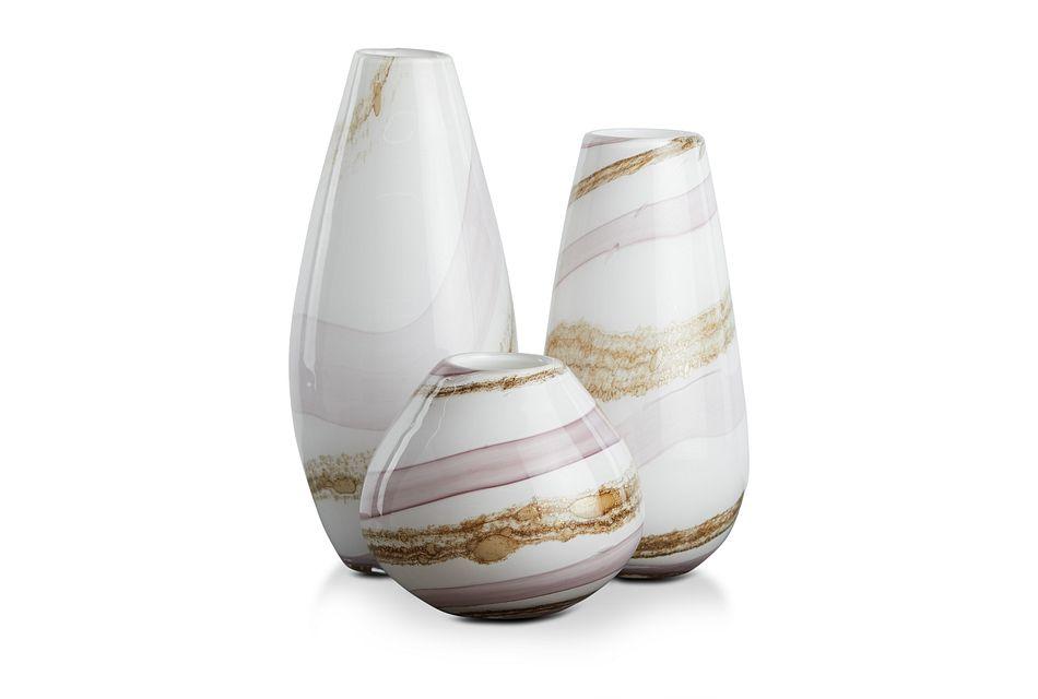 Margo Multicolored   Vase,  (2)