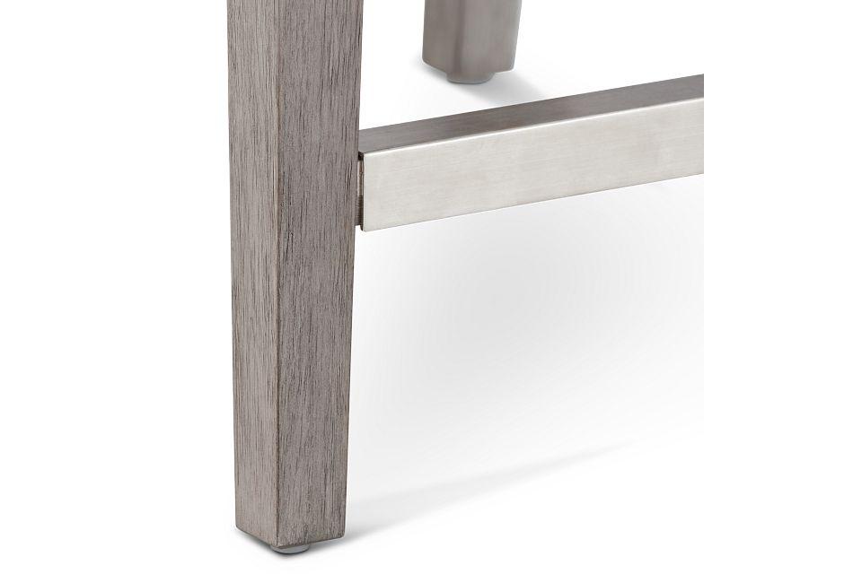 "Rio Light Tone 24"" Wood Barstool"