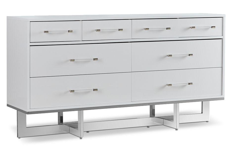 Cortina White Dresser