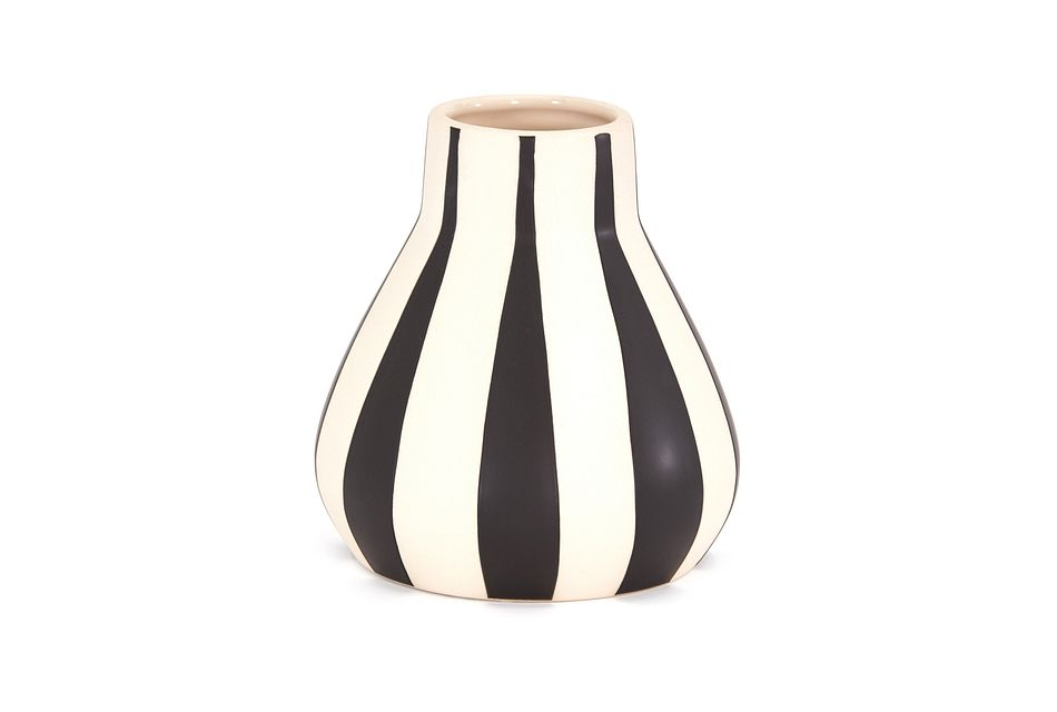 Cocoa Brown Vase