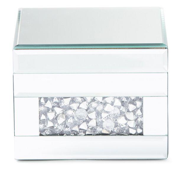 Paris Silver Small Box (0)