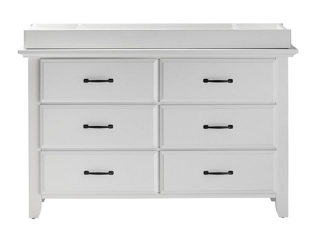 Willowbrook White Dresser With Changing Top (0)