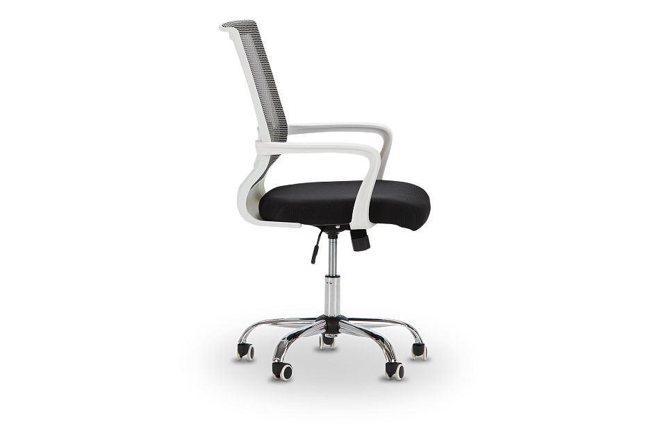 Tulsa Two-Tone Desk Chair, %%bed_Size%% (2)