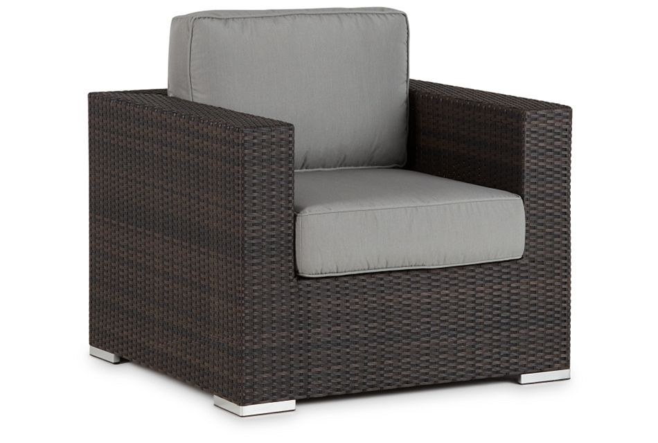 Fina Gray Chair
