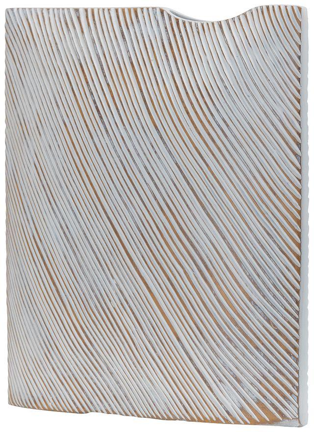Kaz Light Gray Vase (1)