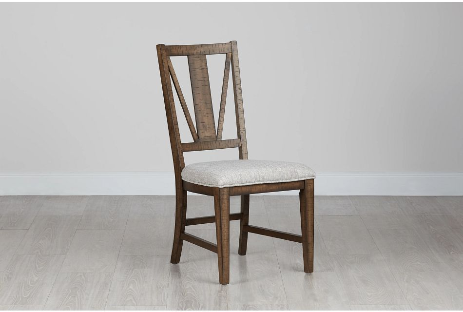 Heron Cove MID TONE Upholstered Side Chair,  (0)