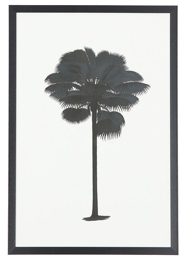 Kentia Black Framed Wall Art (0)