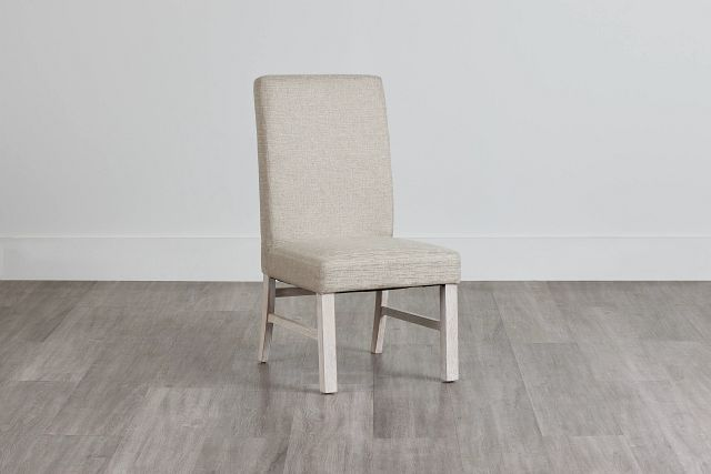 Jefferson Gray Upholstered Side Chair (0)