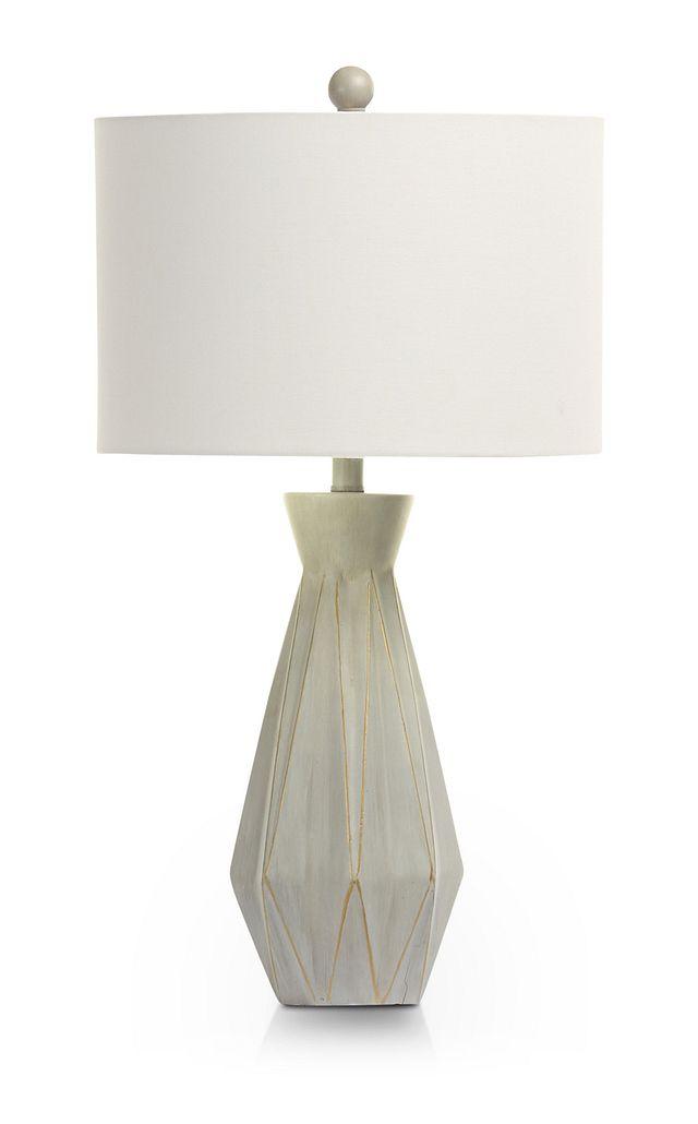 Branka Beige Table Lamp