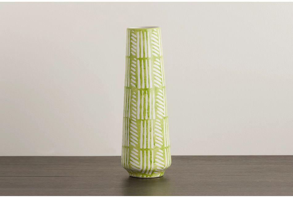 Brynn Green Large Vase