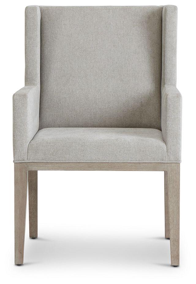 Linea Light Tone Arm Chair (3)