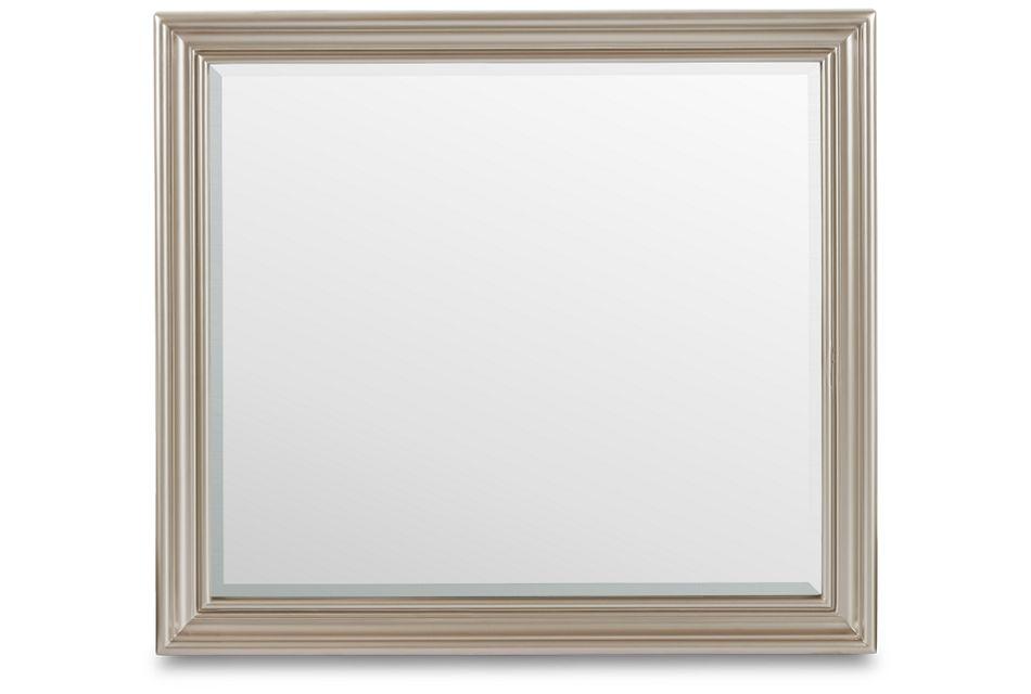 Farrah Champagne Mirror,  (0)