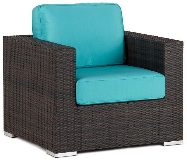 Fina Dark Teal Chair (0)