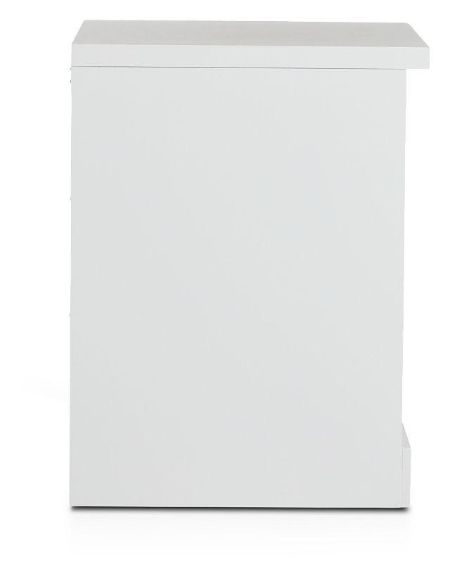 Newport White Door Cabinet (3)