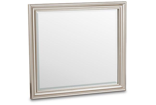 Farrah Champagne Mirror