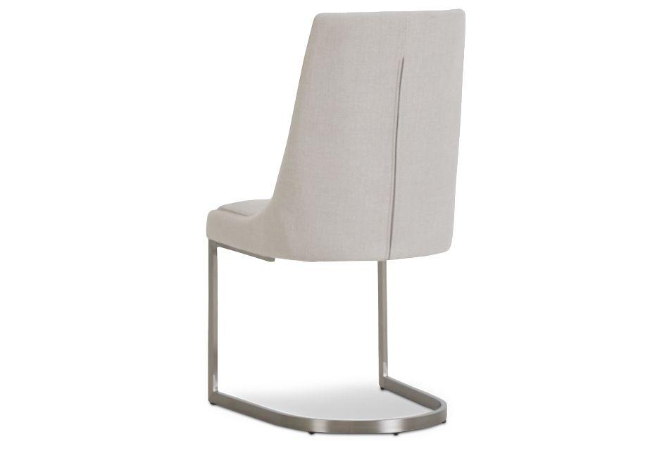 Madden Light Tone Upholstered Side Chair