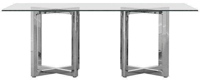 Amalfi Glass Rectangular Table (0)